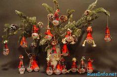 Делаем своими руками новогодние елочные игрушки 2016 из сушеных цитрусовых. Такие украшения будут отличаться особым колоритом, дополнят вкусный хвойный запах апельсиновым или мандариновым ароматом.