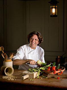 Seven ages of a chef: Giorgio Locatelli
