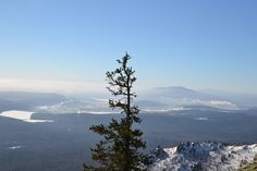 my town Zlatoust - the sight from the hill