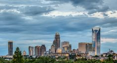 20..................charlotte North Carolina skyline