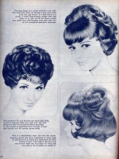 Hair Patterns, Vintage Hairstyles, Cosmetology, Barber Shop, Salons, Wigs, Freedom, Retro, Hair Styles