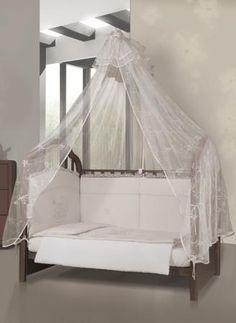 Балдахин на кроватку Esspero (shine beige)  — 5100р. -----------