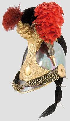 Helm M 1825 für Offiziere