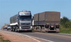 60% dos caminhoneiros apontam a insegurança nas estradas como a preocupação principal na profissão