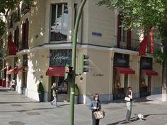 Roban un diamante de 300.000 euros en una joyería de la Milla de Oro | Madrid | EL MUNDO