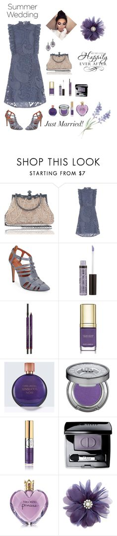 """""""Lilac"""" by brandikw on Polyvore featuring See by Chloé, Rebecca Minkoff, Barry M, By Terry, Dolce&Gabbana, Estée Lauder, Urban Decay, Yves Saint Laurent, Christian Dior and Vera Wang"""