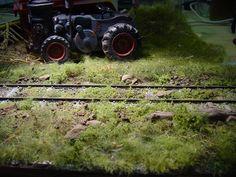 Scratch built by Marcel Ackle, 1/22,5 scale