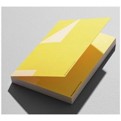One way to go about design is to create items that you wish for yourself - our postcard block is no exception with its 30 offset printed greeting cards in one handy block. Find more colors and shapes at playtype.com #playtype