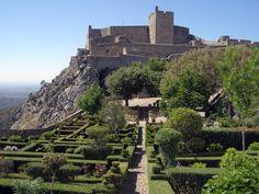 Castillo de Marvao - Portugal