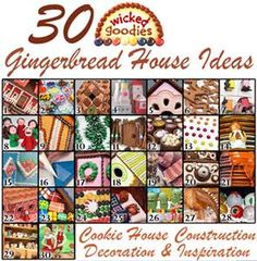 Gingerbread Houses - Yahoo Image Search Results