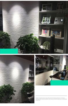 3D Wall Panels for Living Room 3D Brick Stone Wall Papers - Sway & Splendour Home