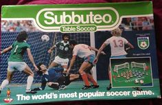 Subbuteo Tabletop Football Soccer NASL North American Edition Set on ebay till 19:22 10th Jan