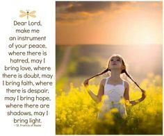 Dear Lord...