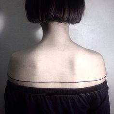 #eka_tattoo_bkk#line#linetattoo#tattoo#minimal#minimailtattoo