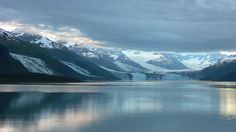Harvard Glacier, the trunk of College Fjord in Prince William Sound. One of the most beautiful spots on the planet.