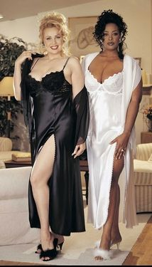 Honeymoon Sweet Long Gown | wedding night gown ideas | Pinterest ...