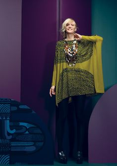 Marimekko Fall 2014 Lookbook Finland