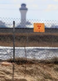 Army Corps finds 'low-level' radioactive contamination in two parks along Coldwater Creek : News St Louis County, Army Corps Of Engineers, Missouri River, In Law Suite, Hanging Signs, Coldwater Creek, Wind Turbine, City, Group