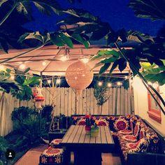 Backyard bliss - Jusitne Blakely