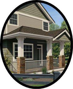 Best Vinyl Siding Color Scheme Cellwood Home Depot® Vinyl 640 x 480