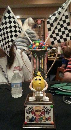 2014 Convention - Charlotte, NC - Yellow banquet centerpiece