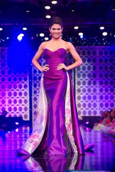 Chloe Kembel Miss Texas Teen USA 2015 Evening Gown: HIT or MISS?