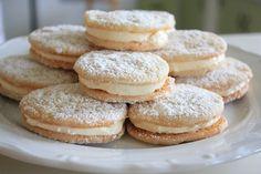 Soft, Lemon-filled Cookies