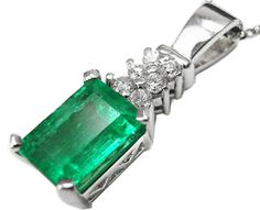 My last creation included in emerald pendants collection