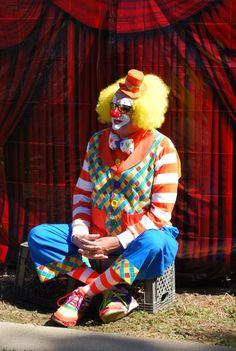 Cool Clown!