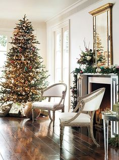 Stylish Holiday Decorations for Every Room