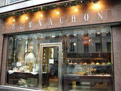 Bernachon... magnifique chocolatier, à Lyon