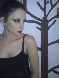 Extreme make up