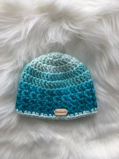2a726d585784f Excited to share the latest addition to my shop  Newborn Beanie Baby Boy Hat  Crochet Baby Hat Baby Shower Gift Boy s Hat Newborn Toque  Baby Winter  Style