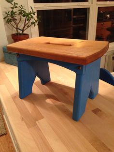 Stool made by RJS