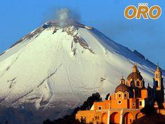 LAS MEJORES RUTAS DE AUTOBUSES. En Atlixco, Puebla, se disfruta del mejor clima del mundo. En las laderas del volcán, rigen manantiales de aguas medicinales, balnearios, quebradas y espectaculares vistas del volcán Popocatépetl. Sin lugar a dudas, es todo un espectáculo que lo ofrece la naturaleza y que no puede dejar de vivir. En Autobuses Oro le invitamos a visitar esta hermosa ciudad, disfrutando de un viaje cómodo y seguro. #autobusesaatlixco