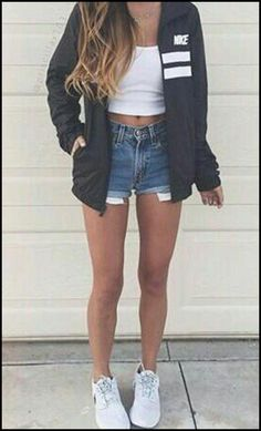 971a106f85 23 Best Cute outfits with shorts images in 2019 | Casual outfits ...