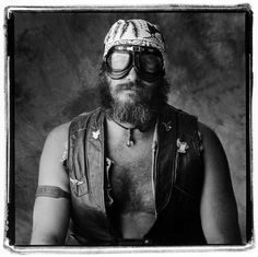 Sandro Miller's 'American Bikers' Photography Series Captures Softer Side Of Rebel Subculture (NSFW, PHOTOS)