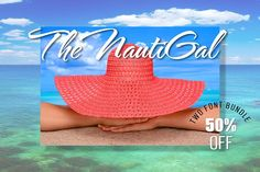 The NautiGal 50% OFF by TypeSETit on @creativemarket