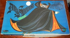 1968 Dark Shadows Game. My sister had this, and it was actually a fun, non-sucky game. Wish I still had it.