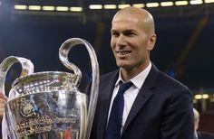 """Berita Bola: """"Zidane Boleh di Real Madrid Seumur Hidup"""" -  https://www.football5star.com/liga-spanyol/real-madrid/berita-bola-zidane-bisa-di-madrid-seumur-hidup/"""