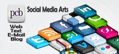 PCB Social Media Arts