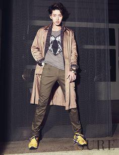Park Hae Jin - Sure Magazine April Issue 13