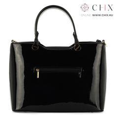 fba3320d4a Fekete Abakus női táska NŐI TÁSKA MODELLSZÁM: CHX 4024 ANYAG: SZINTETIKUS  SZÍN: Fekete