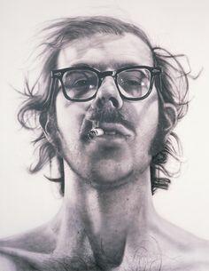 """Chuck Close"" | Chuck Close | Joe Blogs"