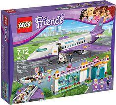 LEGO Friends 2015: 41109 - Heartlake City Airport