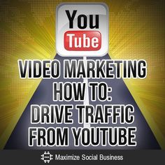 Video Marketing: How to Drive Traffic from YouTube #video #youtube #marketing
