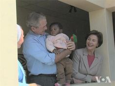 Let it be know that George W Bush did more for Africa than any other President.................George W. Bush Focuses On Quiet Service After Presidency