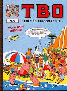 TBO 1973 (Con un extra veraniego).    Contenido:  Nuevo álbum TBO dedicado a Morcillón y Babali.  TBO extraordinario de vacaciones.