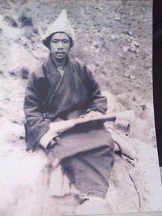 Chatral Sangye Dorje Rinpoche