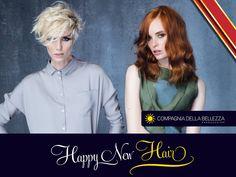Año nuevo... Look nuevo.. happy new hair!   Siempre en Salones Compagnia della Bellezza http://bit.ly/SalonesCDB   #CompagniadellaBellezzaEspaña